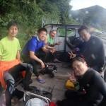 11月8日~10日 渡嘉敷島ダイビングツアーに行ってきました!    ダイブナッツブログ