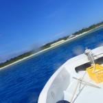 水納島には晴れが似合う!!  ダイブナッツブログ