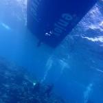 水納島や瀬底島のサンゴや魚群をまったり眺めるプライスレスなダイビング☆   ダイブナッツブログ