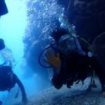 穏やかな瀬底の海でまったりダイビング☆  ダイブナッツブログ